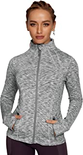 Women's Sports Jacket Slim Fit Running Jacket Cottony-Soft Handfeel 60927