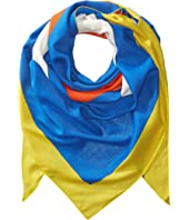 Fendi Kids - Jewel Eyes Scarf