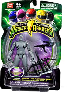 Power Rangers Mighty Morphin Putty Patrol