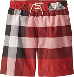 Burberry Kids - Swim Check Shorts (Little Kids/Big Kids)