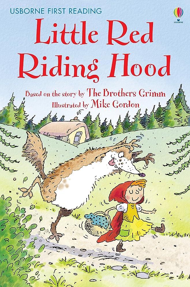 社会科モスクホラーLittle Red Riding Hood: For tablet devices (Usborne First Reading: Level Four) (English Edition)