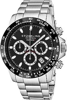 ستاهرلنغ اورجنال ساعة رياضية للرجال ستانلس ستيل - 891.02