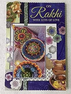 rakhi greeting cards online