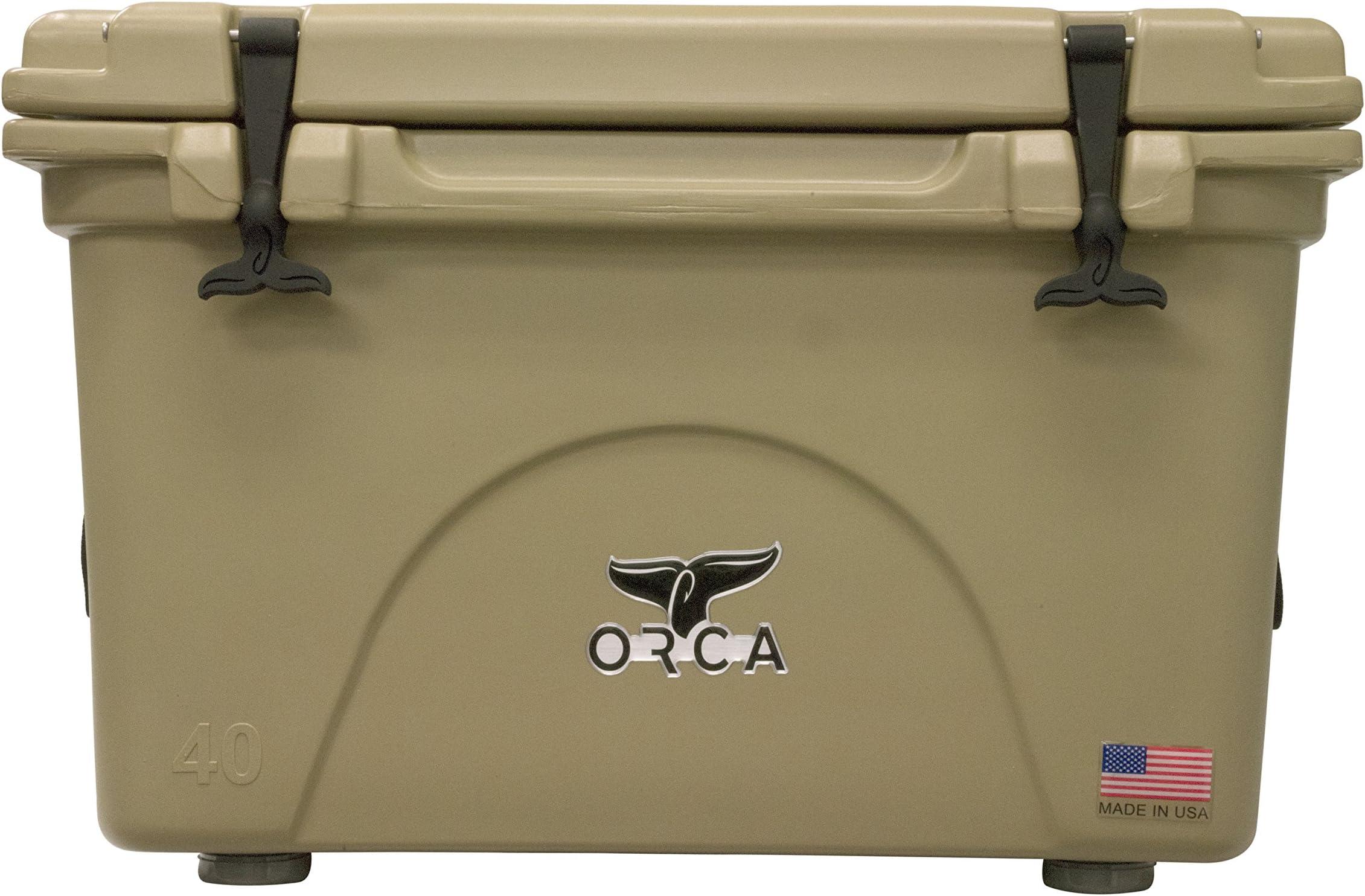 Orca 40 qt Insulated Cooler