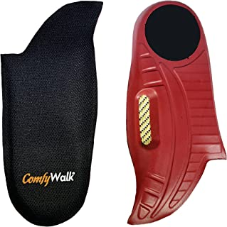 Women's Universal Insoles - Fits Any Type and Size Shoe – Ultra Comfortable Support Helps Relieve Foot and Back Pain and Improve Posture - by ComfyWalk