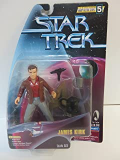 JAMES KIRK Star Trek: The Original Series Warp Factor Series 5 Action Figure from the Episode The City on the Edge of Forever