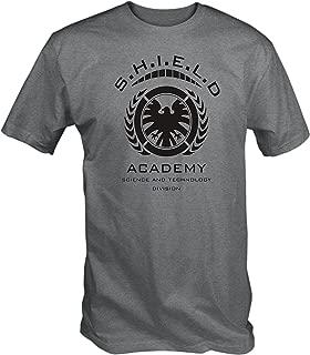 Mens Shield Academy T Shirt