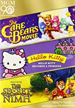 Care Bears Movie, The / Hello Kitty Becomes a Princess / The Secret of Nimh Triple Feature