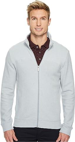 Perry Ellis - Textured Knit Jacket