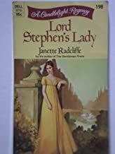 Lord Stephen's Lady