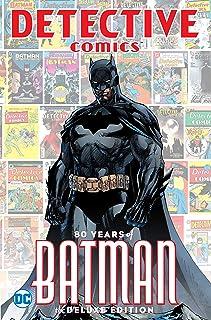 Detective Comics: 80 Years of Batman (Edición Deluxe) / Det