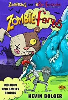 Zombiefarts: Zombiekins and Sir Fartsalot Hunts the Booger