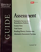 Mirrors and Windows: Connecting with Literature, Assessment Guide, Grade 9, Level IV, 9780821975008, 0821975005, 2015