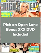 Britney Amber Lana Rhoades High Society 260 2018 with Pick an Open Lane DVD Starring Sunny Lane Flower Tucci