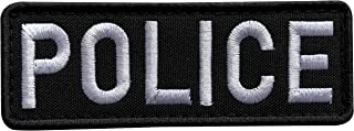 velcro police patches