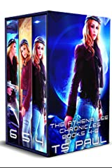 Chronicles of Athena Lee: A Space Opera Heroine Adventure (The Collected Works Book 2) Kindle Edition