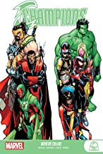 Champions: Worlds Collide (Champions (2016-2018) Book 2)