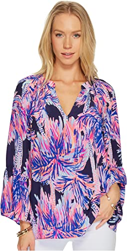 Lilly Pulitzer - Matilda Silk Top