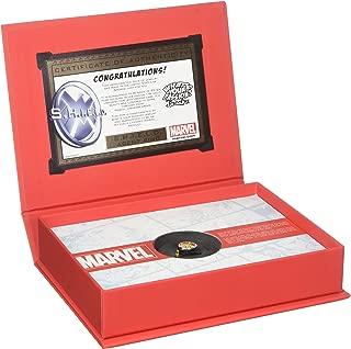 Marvel's Agents of S.H.I.E.L.D.Women's Ring in Sterling Silver - 8