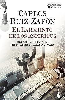 El Laberinto de los Espíritus (Biblioteca Carlos Ruiz Zafón)