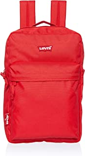 Unisex red L-Pack backpack