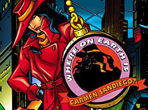Where On Earth Is Carmen Sandiego