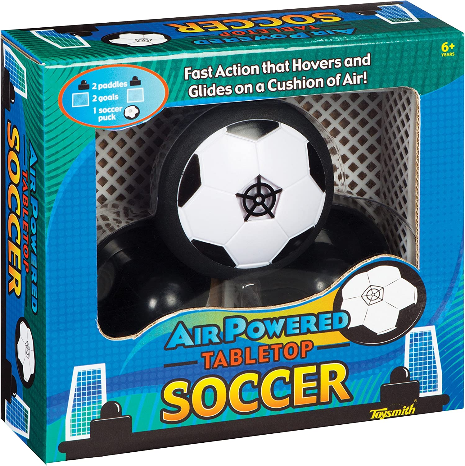 Toysmith Tabletop Air Soccer Game