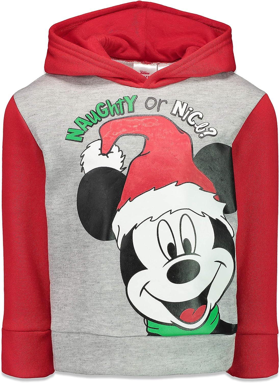 Disney Minnie Mouse Glitter Christmas Youth Sweatshirt