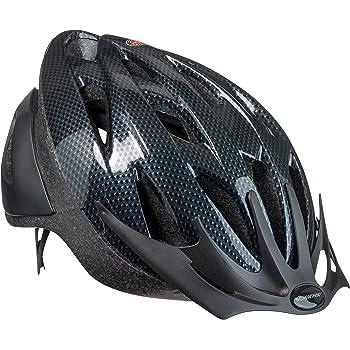 Schwinn Thrasher Casco de Bicicleta, para Adultos, Negro y Gris