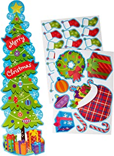 EUREKA Christmas and Holiday Season School and Classroom Door Décor Kit, 33pc