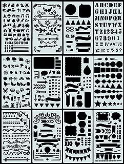 journal stencils uk