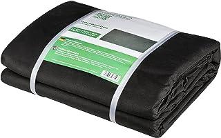 comprar comparacion GardenMate Malla geotextil de 2 m x 25 m y 50 g/m² – Geotextil Resistente para Malas Hierbas – Estabilizada contra UV – Pe...