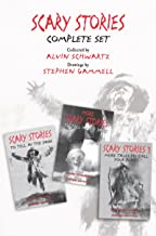 Scary Stories Complete Set: Scary Stories to Tell in the Dark, More Scary Stories to Tell in the Dark, and Scary Stories 3 PDF