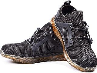 2b7b9ad6e73fbe Disnation 2019 Indestructible Ryder Chaussures de sécurité pour Homme et  Femme avec Embout en Acier,