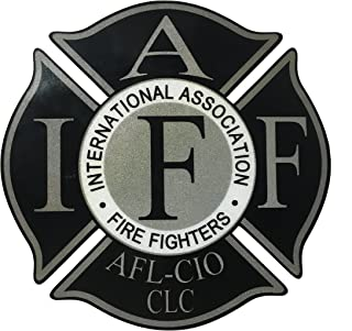 Best firefighter union decals Reviews