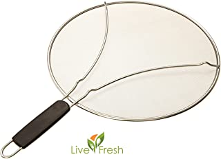 LiveFresh Stainless Steel Heavy Duty Fine Mesh 13
