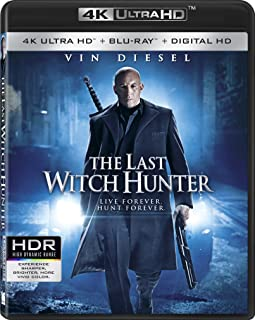The Last Witch Hunter 4K Ultra HD