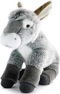 VIAHART Darlene The Donkey | 15 Inch Stuffed Animal Plush | by Tiger Tale Toys
