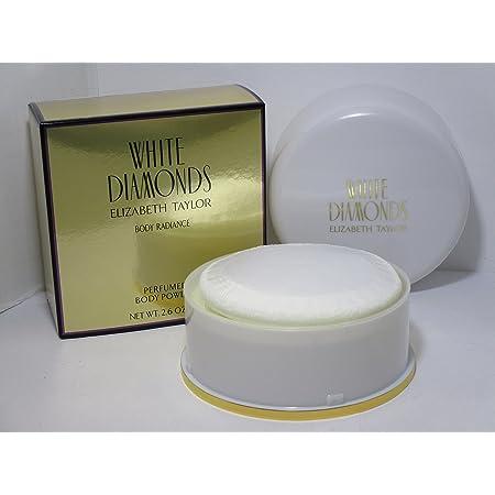 WHITE DIAMONDS by Elizabeth Taylor Dusting Powder 2.6 oz