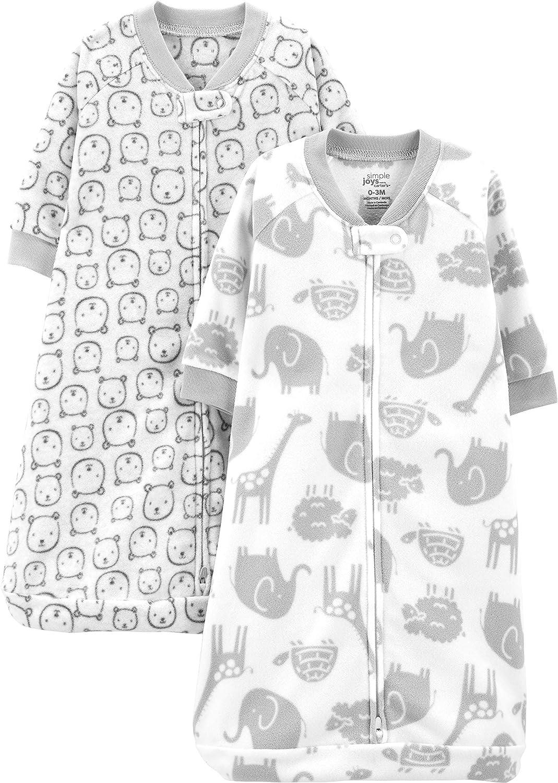 Simple Limited price Joys by Carter's Baby Sleepbag Wearabl 2-Pack Microfleece Sales