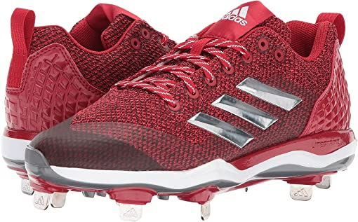 Power Red/Silver Metallic/Footwear White