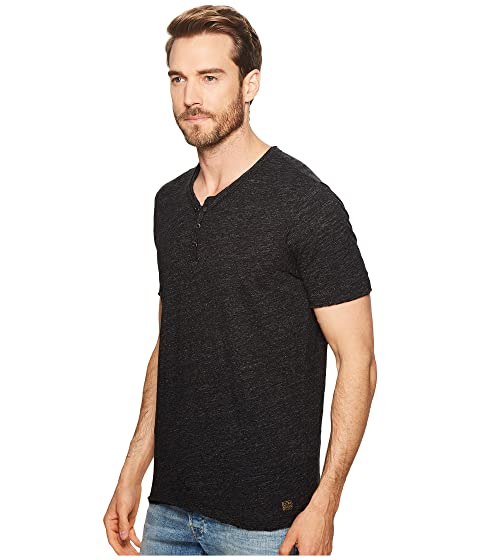 Neck Shirt Edge Raw Henley Y Brand Lucky TqOPSS
