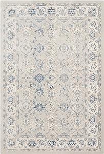 Safavieh Pachio Tappeto, Blu Chiaro/Avorio, 121x 182cm