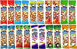 Blue Diamond Almonds Variety Pack (1.5 Ounce Bags) (20 Pack)