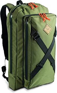 RESTRAP Sub Backpack-Black - Mochila Urbana Impermeable (18 L), Unisex