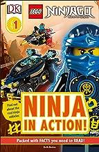 DK Readers L1: LEGO NINJAGO: Ninja in Action (DK Readers Level 1)