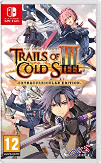 The Legend of Heroes: Trails of Cold Steel III (Extracurricular Edition) - Day-One - Nintendo Switch