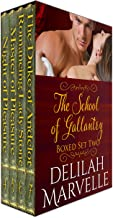 The School of Gallantry Boxed Set Two: Night of Pleasure, Master of Pleasure, Romancing Lady Stone and The Duke of Andelot: School of Gallantry Series