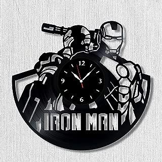 Best iron man wall clock Reviews