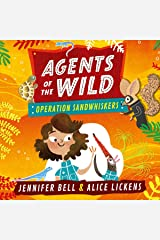 Agents of the Wild: Operation Sandwhiskers: Agents of the Wild, Book 3 Audible Audiobook